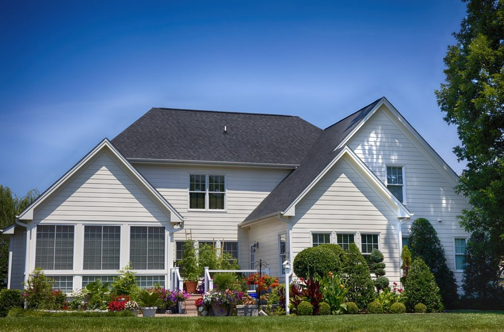 The Welcoming Curb Appeal of the Family Home