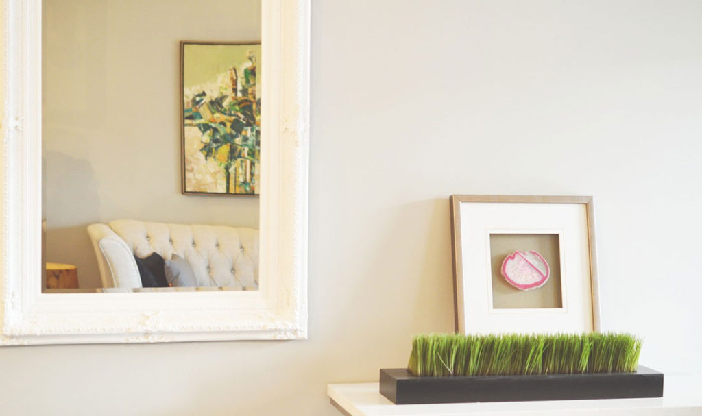 25 Decor Tips to Make a Small Space Feel Bigger: Wall Mirrors