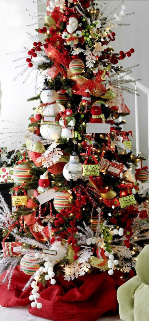 Christmas Fiesta Tree
