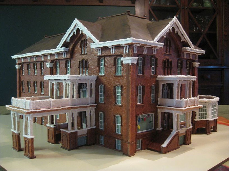 Gingerbread Hotel Harrington