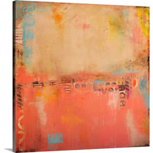 Atomic Dream by Erin Ashley Art Print on Canvas