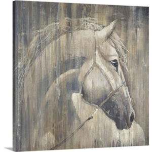His Majesty by Liz Jardine Painting Print on Canvas