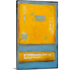 3rd Base Raw by Erin Ashley Art Print on Canvas