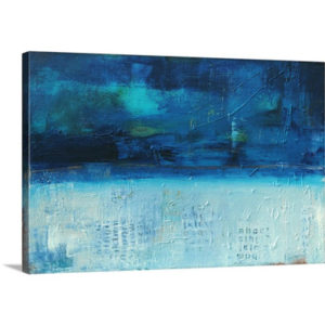 Backlash Blues by Erin Ashley Art Print on Canvas