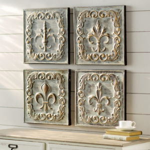 Lark Manor | Metal Wall Decor