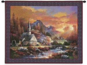 "Morning of Hope | 34"" x 26"" 