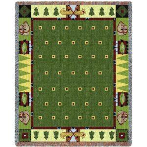 Lodge Creek | Tapestry Blanket | 53 x 70