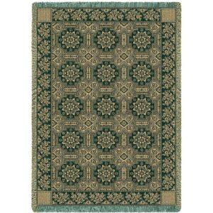 1845 Quilt Hunter | Afghan | 48 x 69