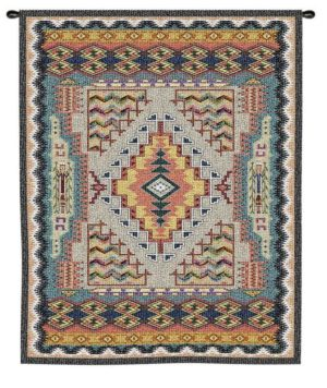 """Woven Southwest Turquoise 
