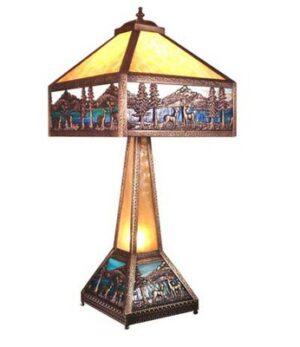 Deer Lodge Table Lamp