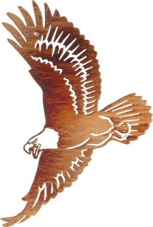 "Winged Glory (Eagle)   24""   Metal Wall Decor"