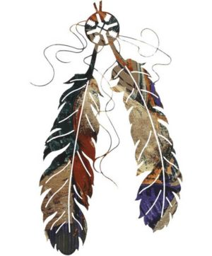Feathers | 18"