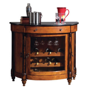 Howard Miller Merlot Valley Wine and Bar Cabinet