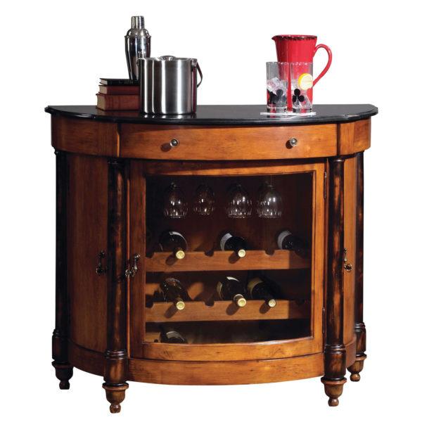 Howard Miller Merlot Valley Wine and Bar Cabinet