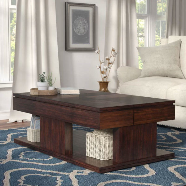 Darby Home Co | Janene Lift Top Coffee Table