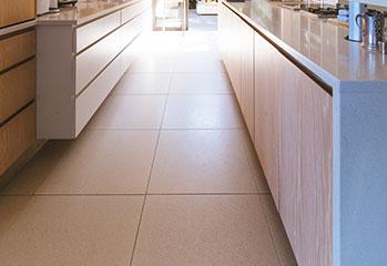 Kitchen Decor Tip #4 - Choose the Flooring