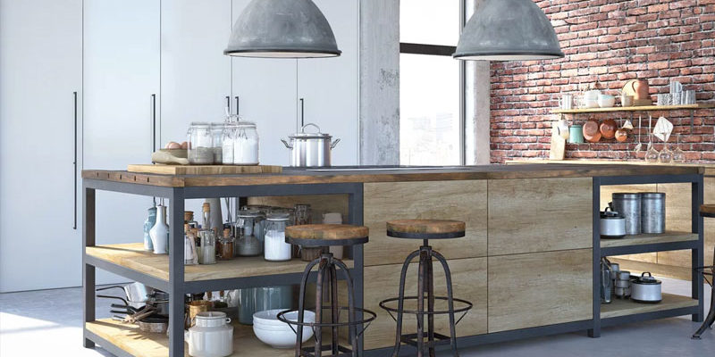 Industrial Kitchens We Love
