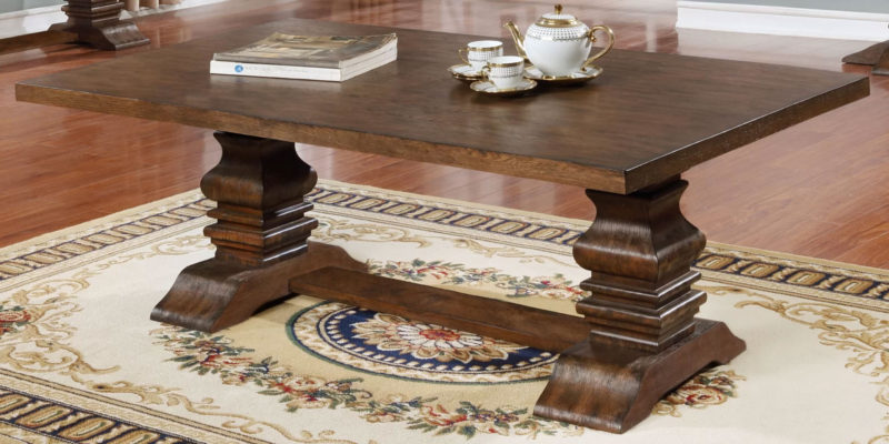 Wood Coffee Tables You Absolutely Must See