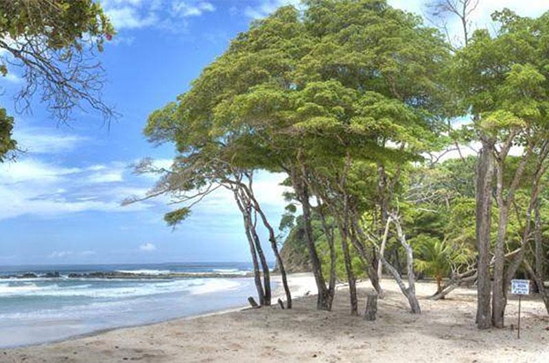 Mel Gibson's $30 Million Costa Rica Jungle Compound: Beach