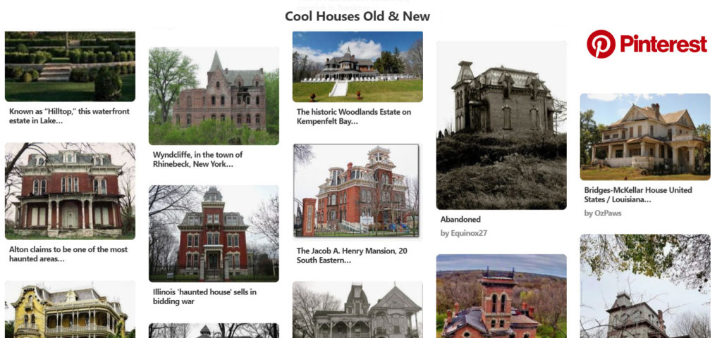 Discover more unique homes on Pinterest!