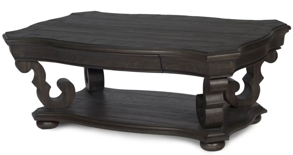 Wood Coffee Tables | Gracie Oaks | Chorleywood Coffee Table