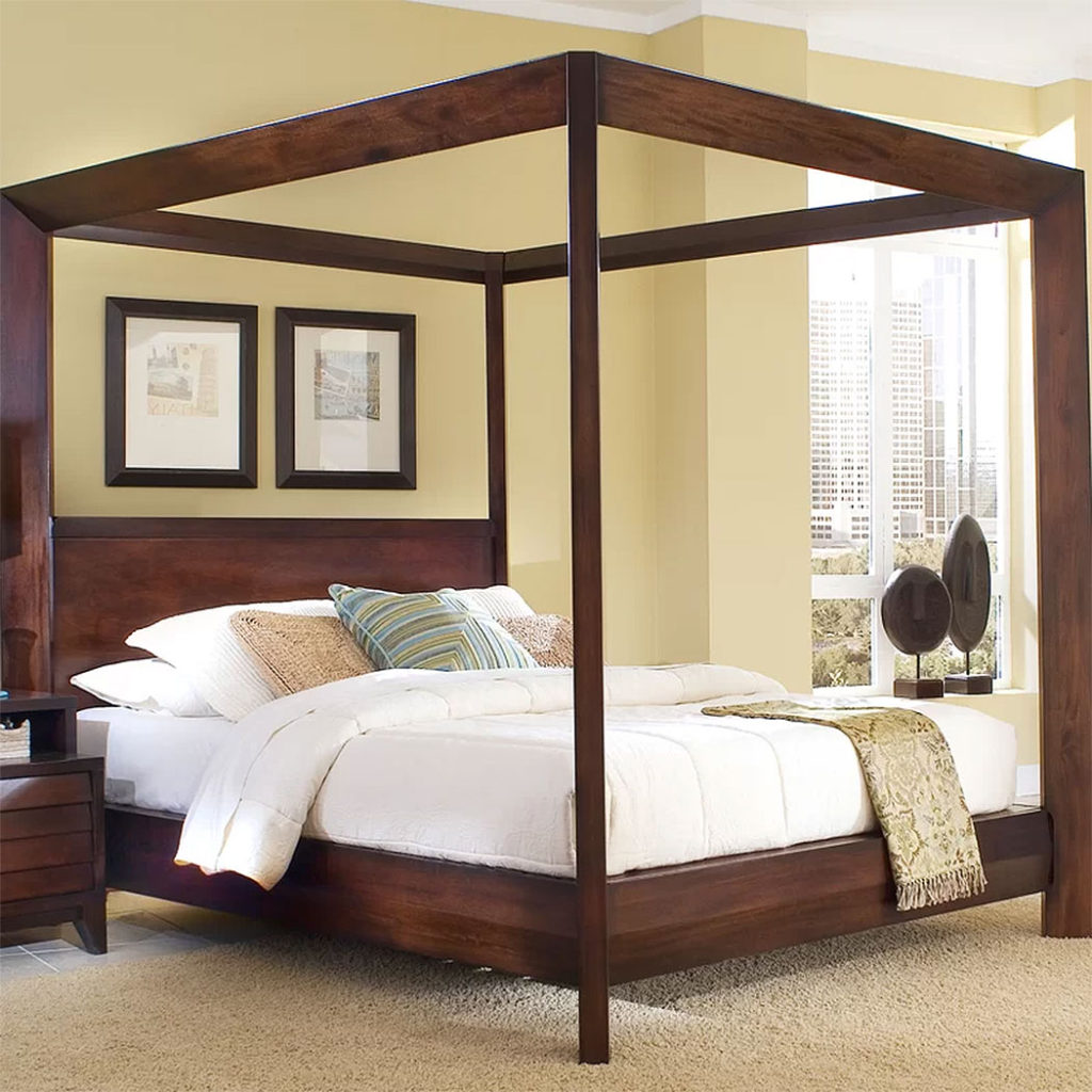 Modern Canopy Beds| Home Image Island Canopy Bed