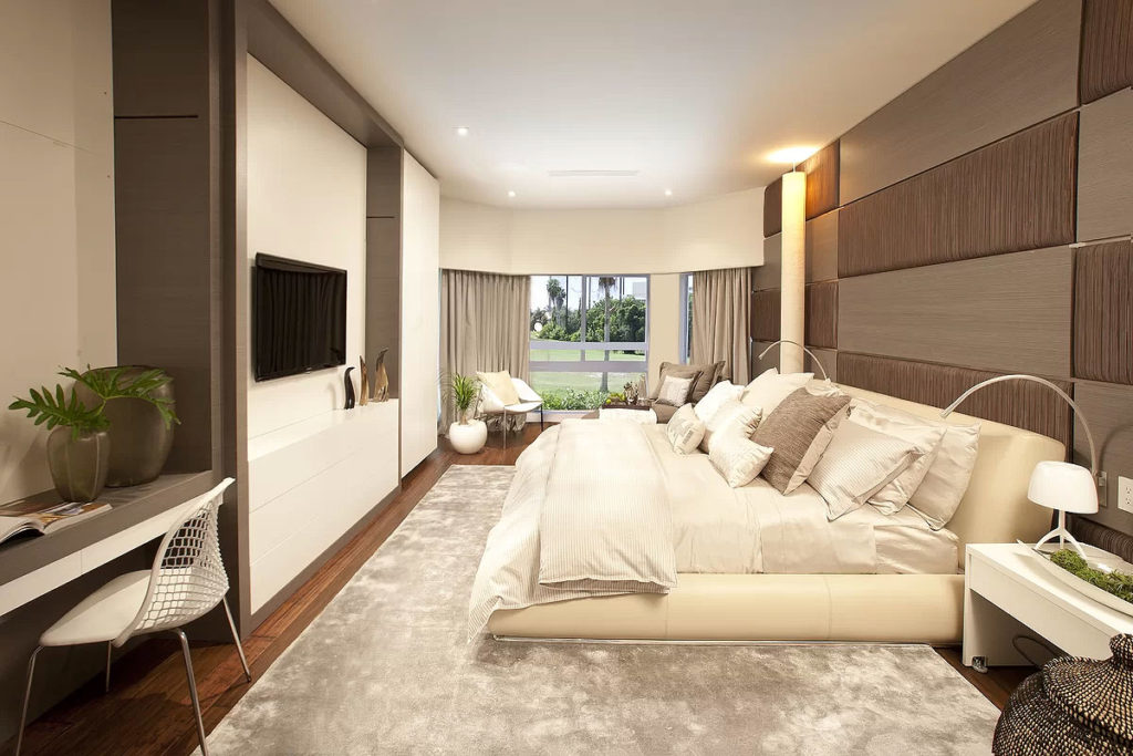 Miami Modern Bedroom Design