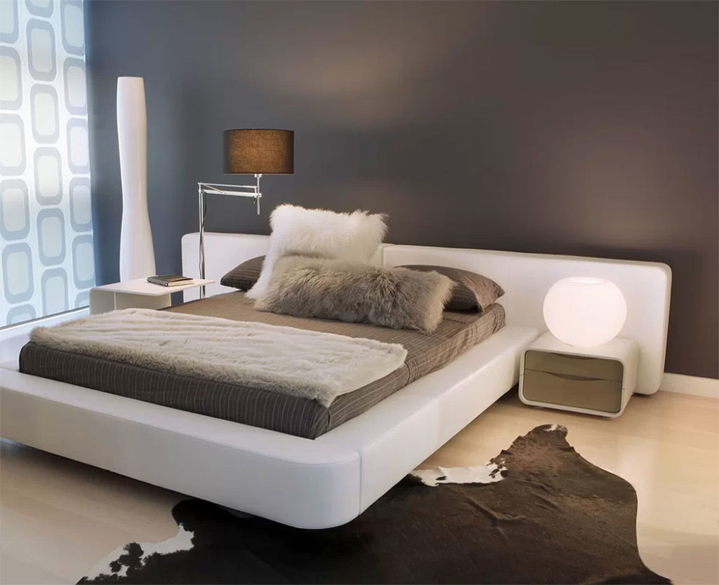 Modern Modular Bedroom Design