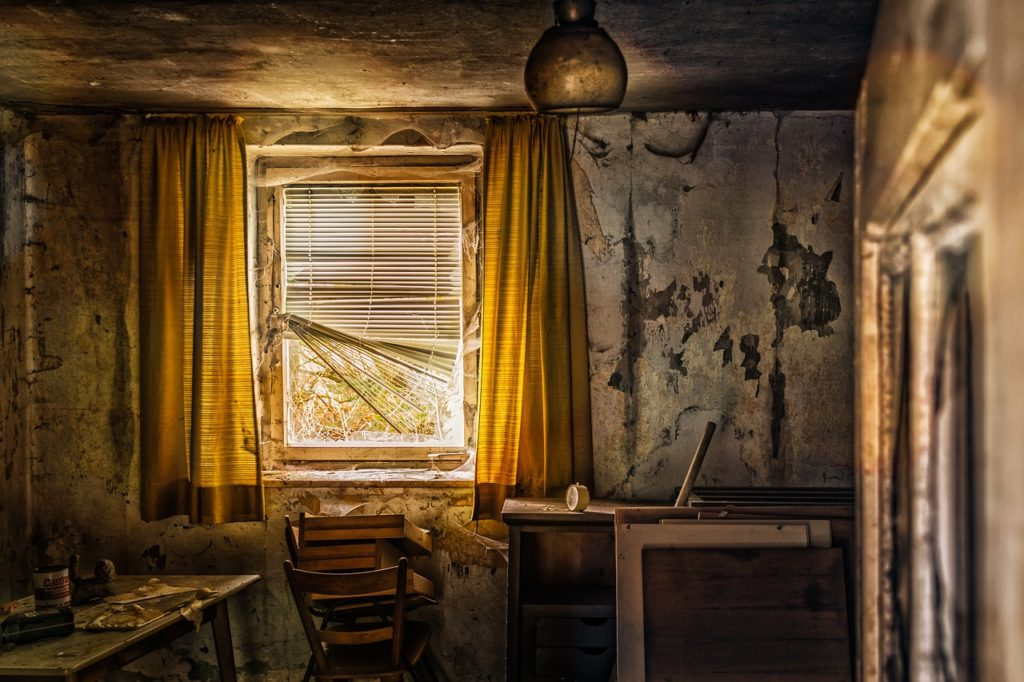 Abandoned Home Interior