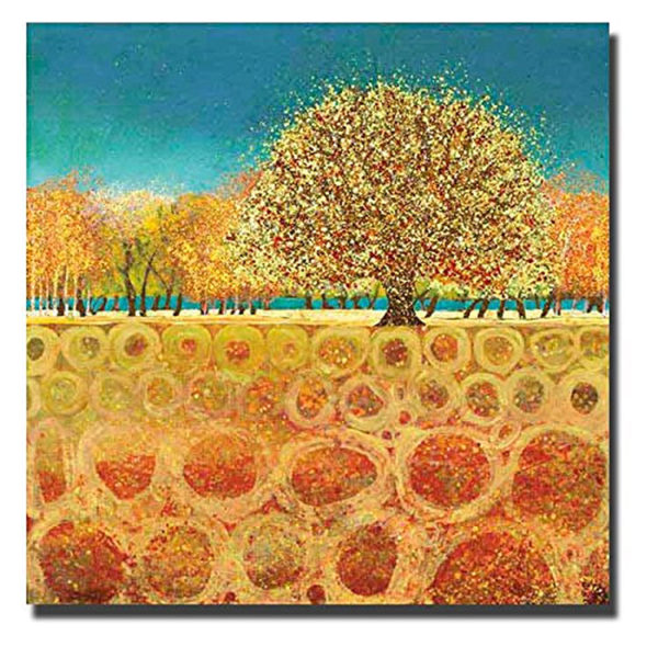 Beyond the Fields | Melissa Graves Brown | Gallery-Wrapped Canvas Art