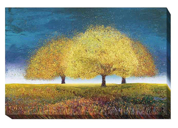 Dreaming Trio | Melissa Graves Brown | Gallery-Wrapped Canvas Art