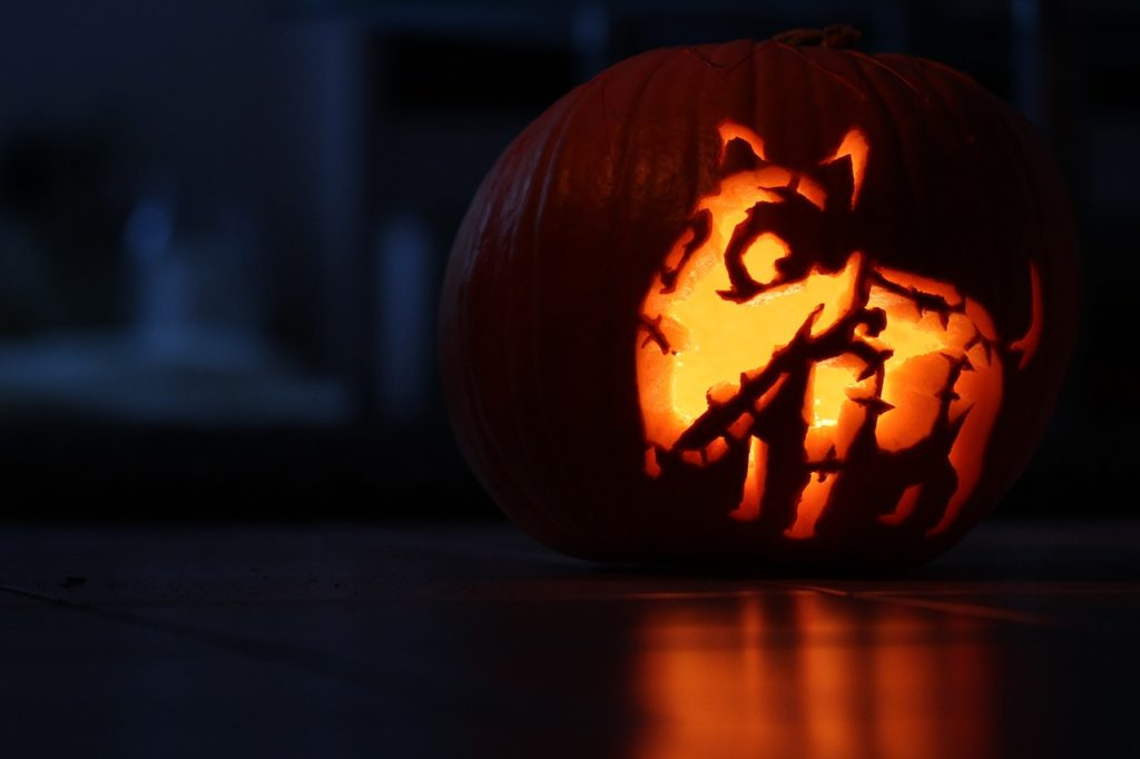 Halloween Pumpkin Carving Ideas | Frankenweenie