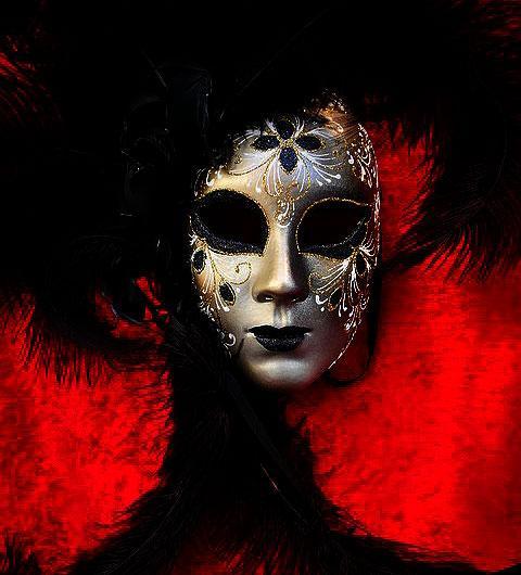 Masquerade Mask Halloween Decor