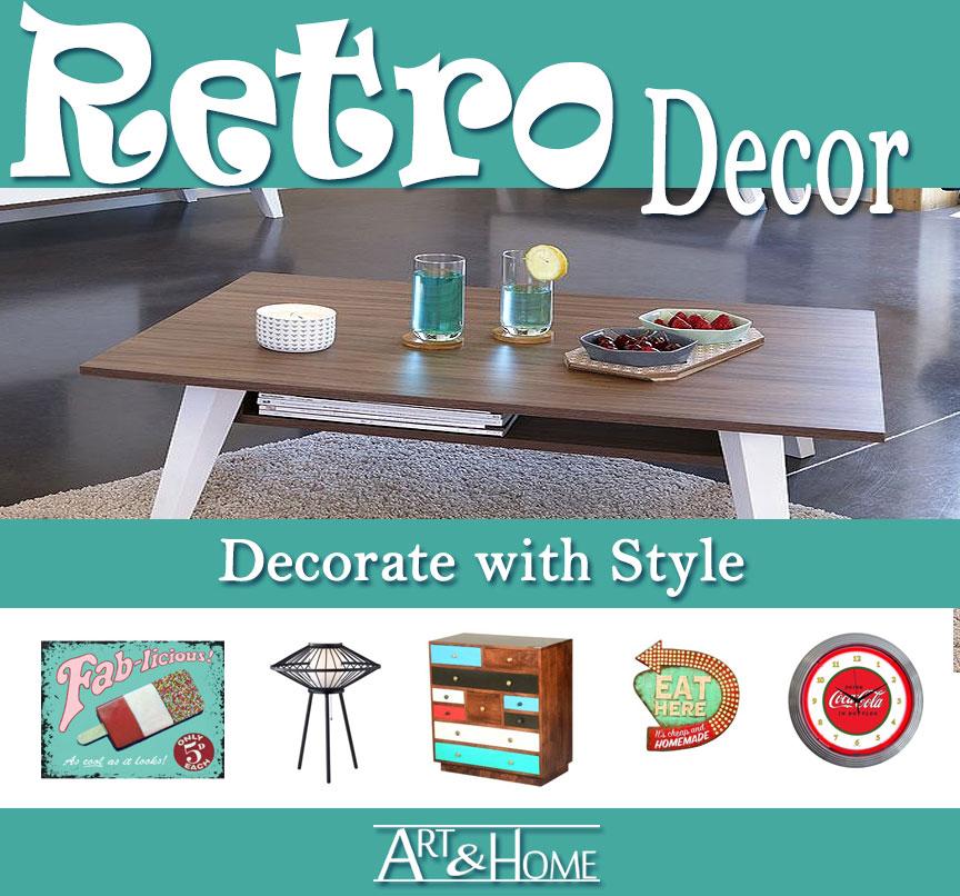 Retro Furniture & Decor