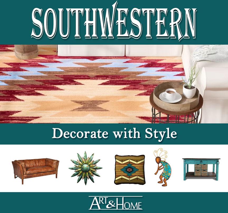 Shop Southwestern Furniture & Decor