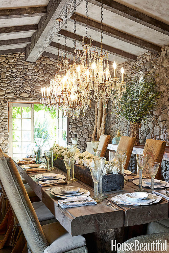 Stone Manor Dining Room