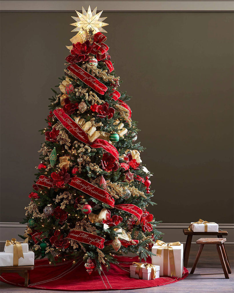 Beautiful Christmas Trees Classic Christmas Cheer