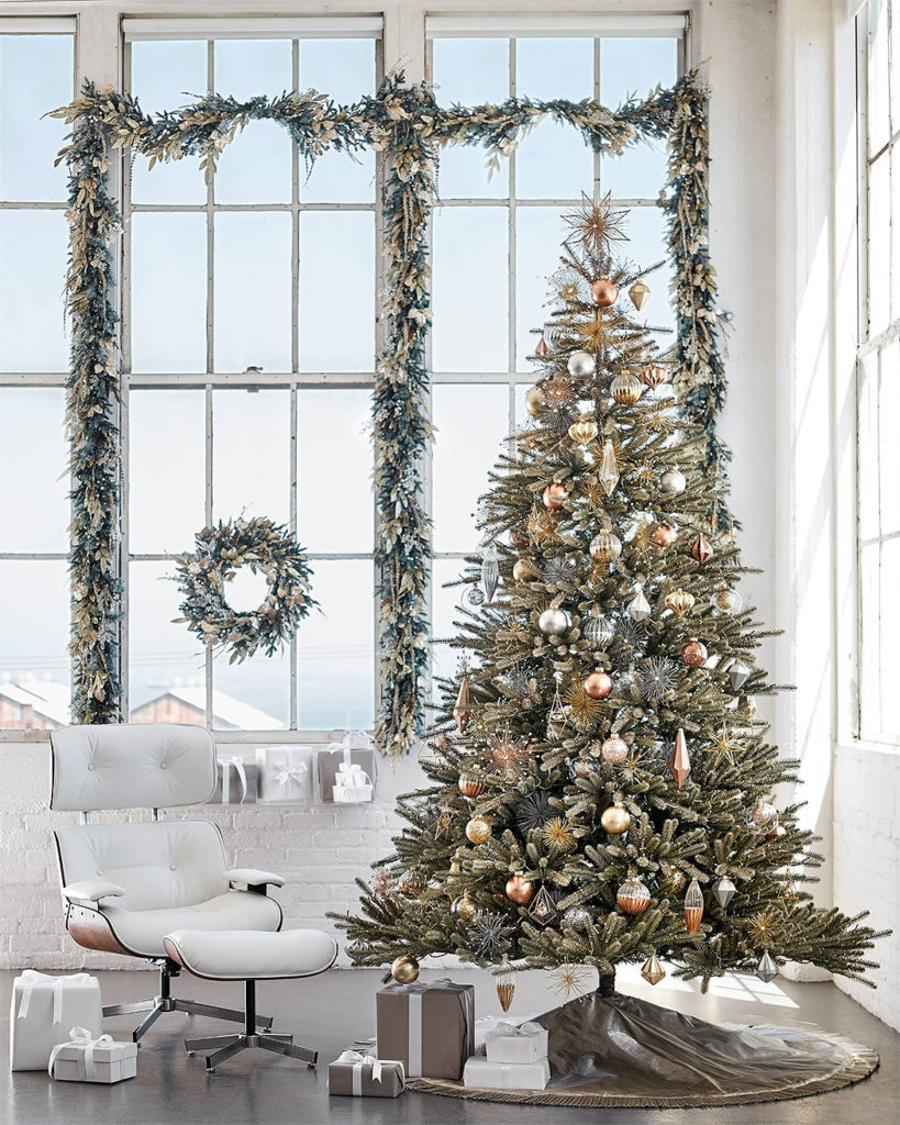 Beautiful Christmas Trees Nicole Miller Christmas Tree