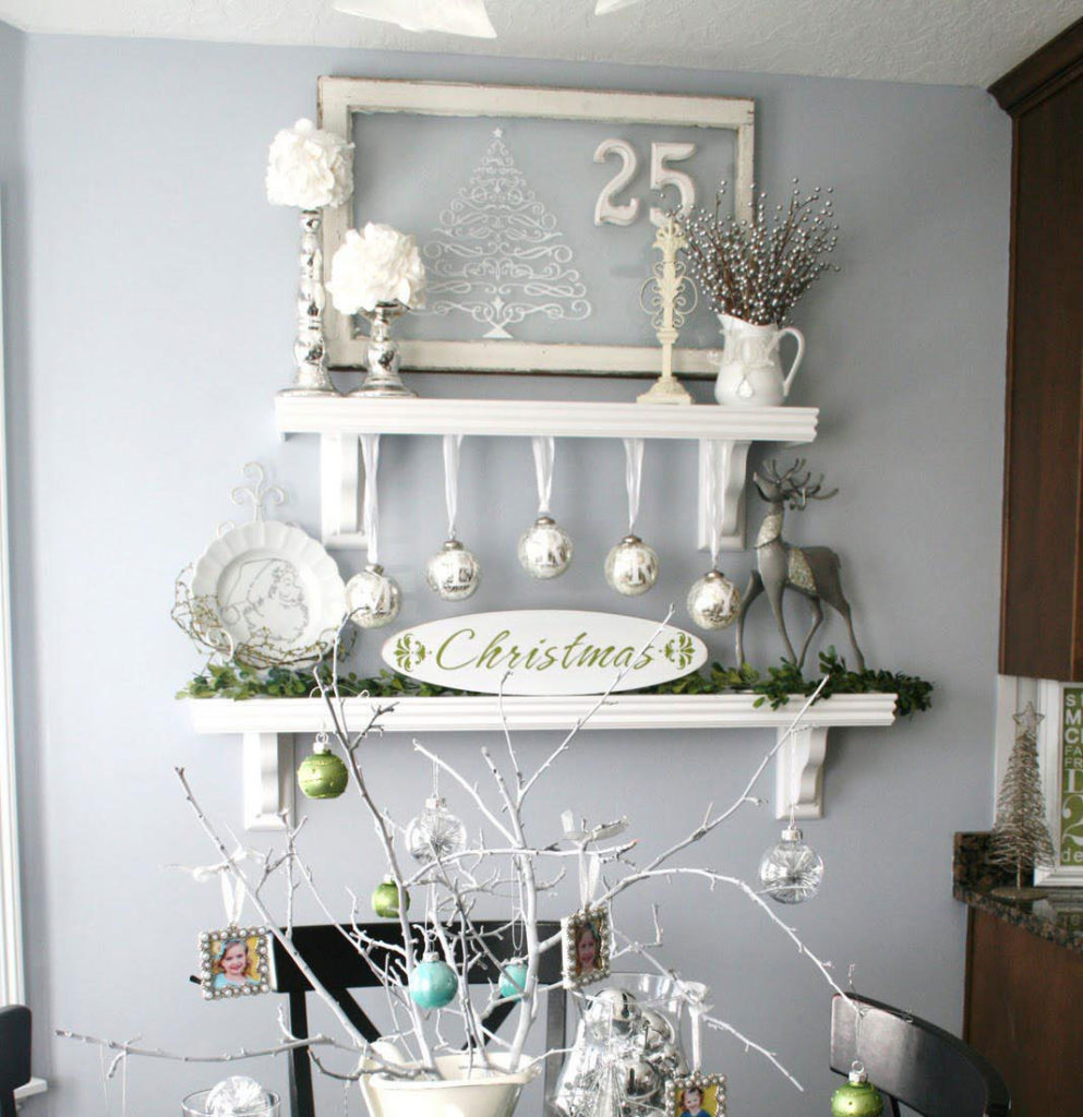 Christmas-Shelf-Display-Tree-Alternative