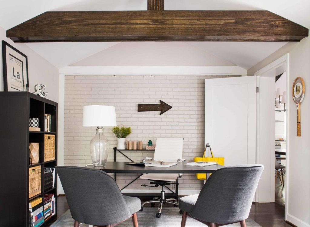 Modern-Loft-Home-Office-Design
