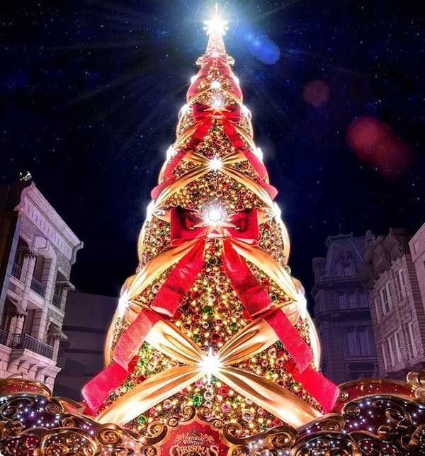 Beautiful Christmas Trees | Most Illuminated Christmas Tree in the World