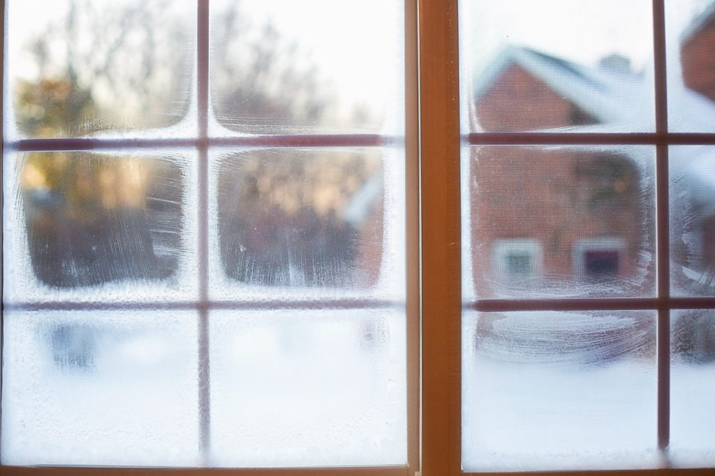 Heat Saving Tip #4 - Use Your Windows