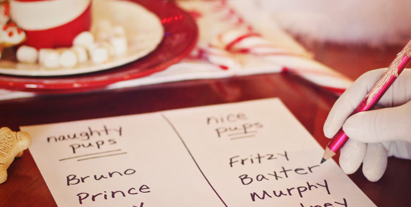 Holiday Stress Tips: Make a To Do List