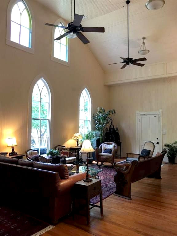 Quaint Converted Church House in San Marcos, Texas