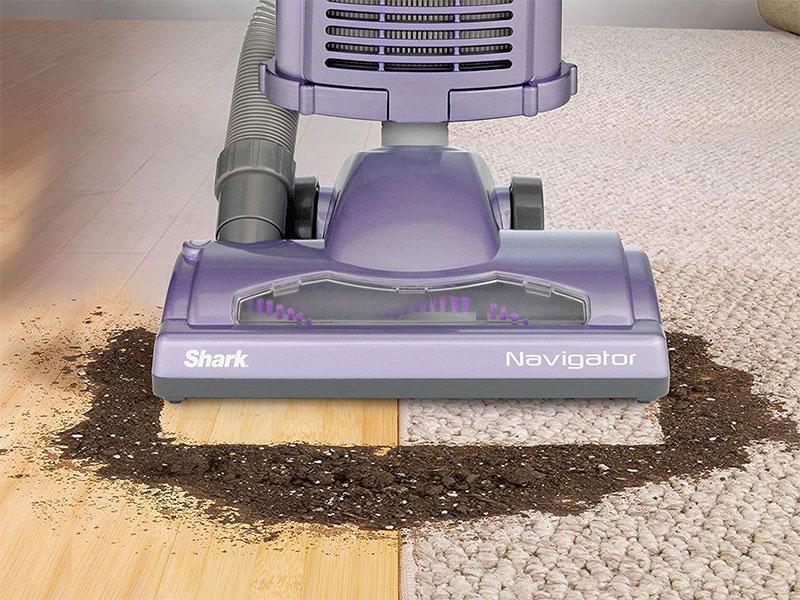 Shark Navigator Vacuum with HEPA Filter and Anti-Allergy Seal