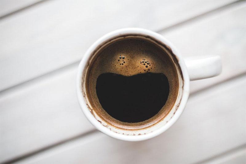 Dihydrogen Monoxide found in Brewed Coffee