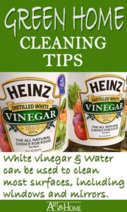 Green Home Cleaning Tips