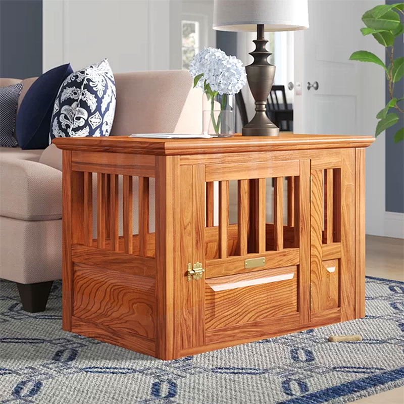 Dixie Handmade Furniture-Style Pet Crate