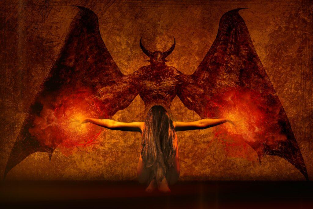 The Dark Lord | Free Printable Halloween Art