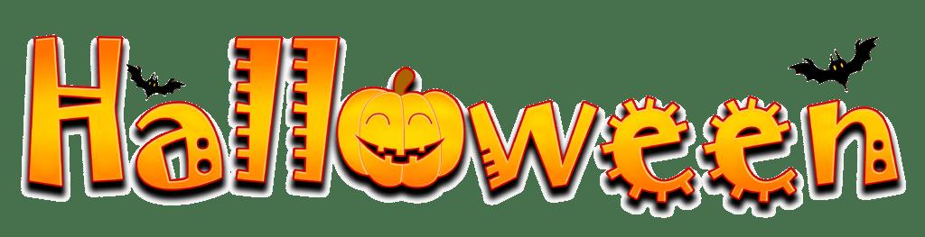 Halloween Banner Printable Clip Art